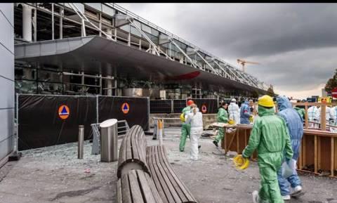 Επαναλειτουργεί σταδιακά την Κυριακή το αεροδρόμιο των Βρυξελλών