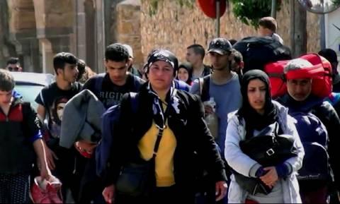 Αποστολή της Διεθνούς Αμνηστίας στη Λέσβο και την Χίο