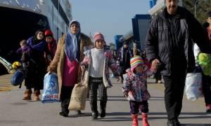 Πειραιάς: Σε 4616 ανέρχονται οι πρόσφυγες και μετανάστες στο λιμάνι