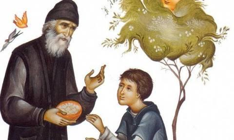 Η αλήθεια για το «τυχερό ψωμί» του γέροντα Παίσιου