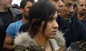 Στην Ειδομένη η γυναίκα - σύμβολο στον πόλεμο κατά του ISIS
