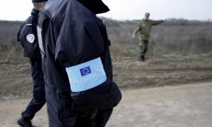 Στη Λέσβο 350 αστυνομικοί της Frontex για την επαναπροώθηση μεταναστών