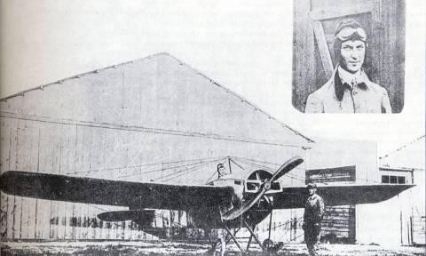 Σαν σήμερα το 1913 σκοτώνεται ο πρώτος Έλληνας αεροπόρος Εμμανουήλ Αργυρόπουλος