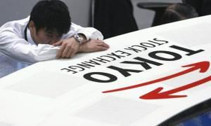 Με πτώση άνοιξε το χρηματιστήριο της Ιαπωνίας
