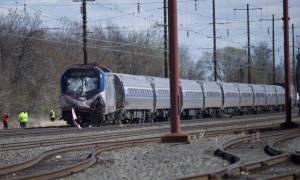 Εκτροχιασμός τραίνου στις ΗΠΑ με δύο νεκρούς και 35 τραυματίες