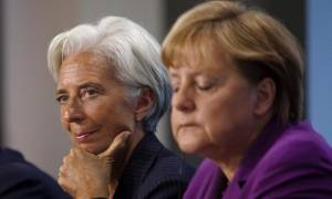 Αποκαλύψεις Wikileaks - Βερολίνο: Κρίσιμο ραντεβού Μέρκελ - Λαγκάρντ αύριο Τρίτη