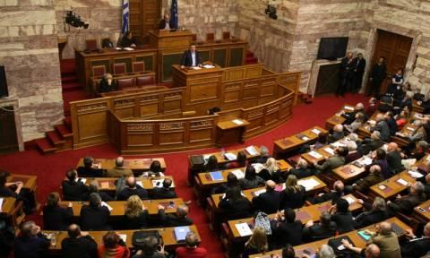Βουλή: Συνεδριάζει σήμερα το απόγευμα η Κοινοβουλευτική Ομάδα του ΣΥΡΙΖΑ
