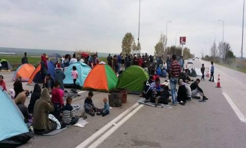 Ειδομένη: Τεταμένο κλίμα με νέες κινητοποιήσεις προσφύγων - Ξεπερνούν πια συνολικά τις 52.400