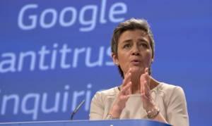 Βεστάγκερ: Στην Κομισιόν οι αλλαγές στην Επιτροπή Ανταγωνισμού