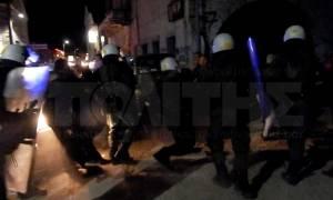Χίος: ΕΔΕ για τα επεισόδια μεταξύ ΜΑΤ και πολιτών