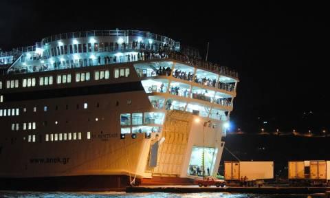 Προκάτ οικίσκους από το Βόλο θα μεταφέρει στο λιμάνι του Πειραιά το «Ελ. Βενιζέλος»