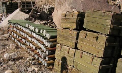 Μπανγκλαντές: Ανακάλυψαν κρησφύγετο με όπλα και πυρομαχικά από λάθος… έκρηξη!