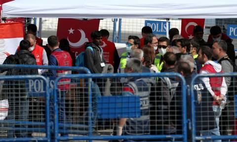Χίος - Απίστευτη γκάφα: «Χάθηκαν» 100 μετανάστες πριν επαναπροωθηθούν στην Τουρκία!