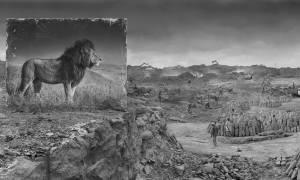 Εκεί που κάποτε βασίλευαν λιοντάρια (Pics)
