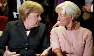 Το μέλλον της Ελλάδας στα χέρια Λαγκάρντ - Μέρκελ