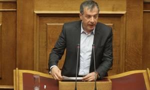 Θεοδωράκης: Να πάψει η κυβέρνηση να κυνηγά φαντάσματα