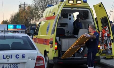 Τροχαίο με τραυματία στο Σχιστό - Μεγάλο μποτιλιάρισμα