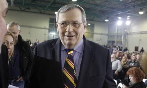 Ηλεκτρονικό «πόθεν έσχες» για τους πολιτικούς προτείνει ο Στέφανος Μάνος