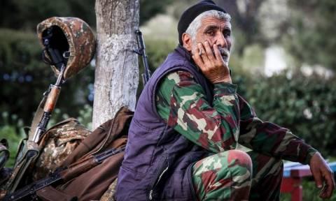 Σύγχυση επικρατεί για την εκεχειρία μεταξύ Ναγκόρνο Καραμπάχ και Αζερμπαϊτζάν (Vid)