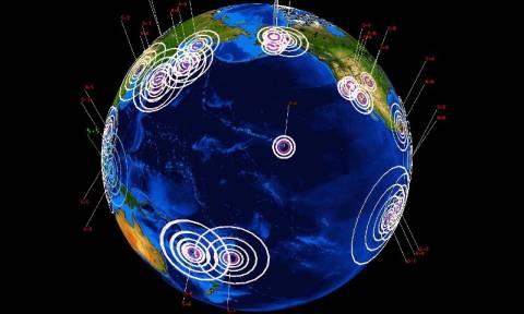 Ισχυρός σεισμός στο Βανουάτου