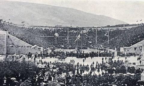 Πρώτοι σύγχρονοι Ολυμπιακοί Αγώνες: Doodle για τα 120 χρόνια από την 1η σύγχρονη Ολυμπιάδα