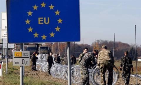 Αυτό είναι το σχέδιο της Κομισιόν για την ενίσχυση των συνοριακών ελέγχων