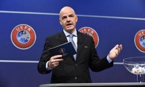 Έφοδος της αστυνομίας στα γραφεία της UEFA!