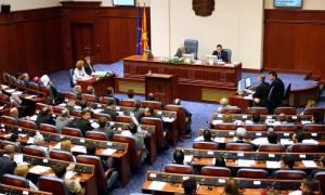 Σκόπια: Διαλύθηκε η Βουλή - Πρόωρες εκλογές την 5η Ιουνίου