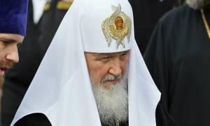 Патриарх Кирилл в Благовещение по традиции выпустит в небо голубей