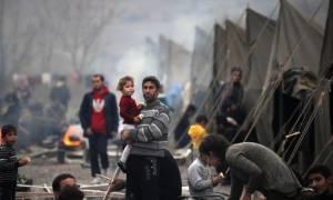 Мигранты и беженцы становятся реальной угрозой для жителей греческого поселка Идомени