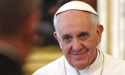 Προσφυγικό: Στις 16 Απριλίου η επίσκεψη του Πάπα Φραγκίσκου στη Μυτιλήνη