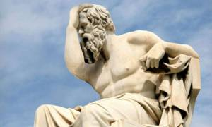 Προκλητικό photoshop της Bild σε άγαλμα του Σωκράτη (Pic)