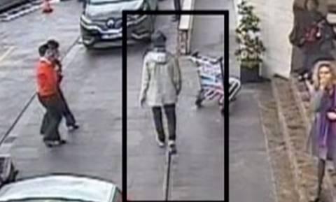 Βίντεο: Ο καταζητούμενος τρομοκράτης των Βρυξελλών φεύγει από το αεροδρόμιο και περπατά στην πόλη
