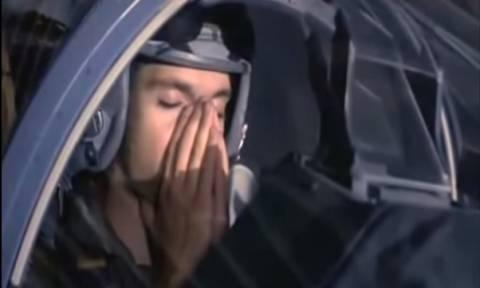 Ανατριχίλα! Αυτό είναι το τραγούδι για τους Έλληνες πιλότους