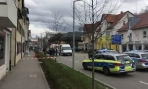 Πυροβολισμοί με τραυματίες στη Γερμανία