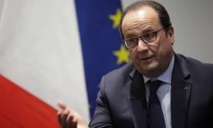 Oλάντ: Γαλλία και Γερμανία στηρίζουν τη συμφωνία με την Ουκρανία