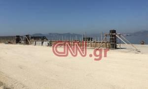 Αυτό είναι το νέο κέντρο φιλοξενίας προσφύγων στον Σκαραμαγκά
