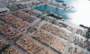 Ανάκαμψη εξαγωγών και αύξηση εισαγωγών τον Φεβρουάριο