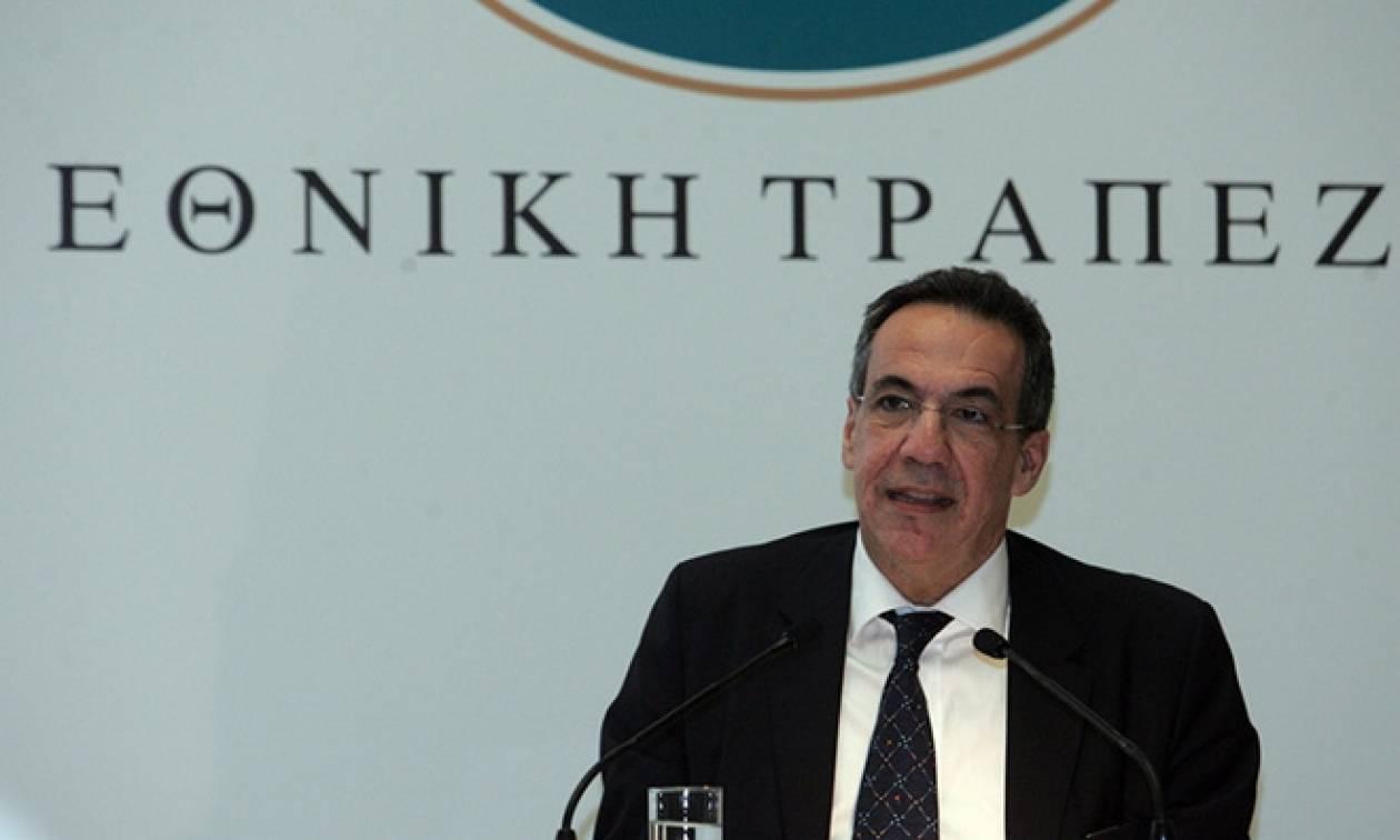 Φραγκιαδάκης: Οι βασικοί πυλώνες της στρατηγικής της Εθνικής Τράπεζας