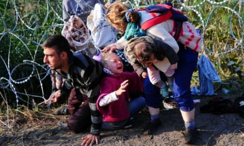 Κατακόρυφη μείωση εισροής προσφύγων καταγράφεται στη Γερμανία (Vid)