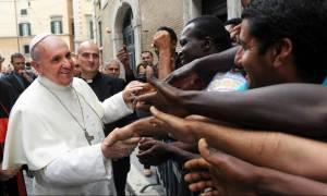 Τους λόγους που ο Πάπας Φραγκίσκος θα μεταβεί στη Μυτιλήνη ανακοίνωσε το Βατικανό (Vid)