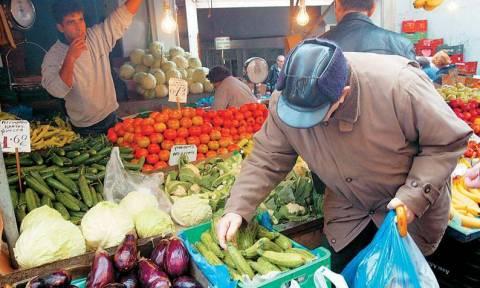 Λαϊκή αγορά Κομοτηνής: Διατίθενται 36 κενές θέσεις