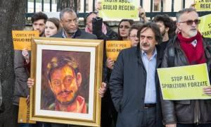 Η Ρώμη ανακαλεί τον πρεσβευτή της στην Αίγυπτο για τη δολοφονία Ρετζένι