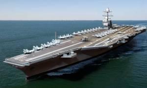 Έτοιμο το ακριβότερο πολεμικό πλοίο όλων των εποχών