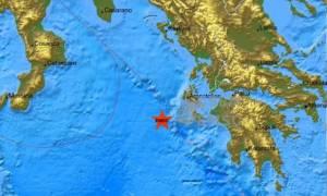 Σεισμός 4,6 Ρίχτερ στο Ιόνιο