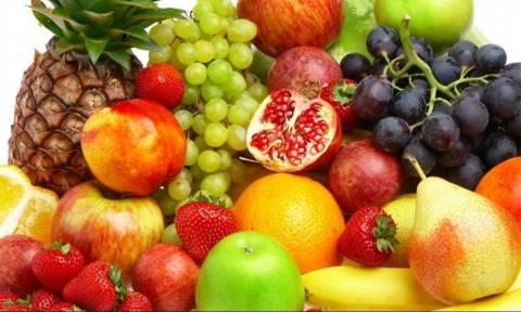 Τα φρούτα μειώνουν τον κίνδυνο για έμφραγμα, εγκεφαλικό και πρόωρο θάνατο