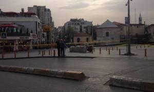 Συναγερμός στην Κωνσταντινούπολη: Ελεγχόμενη έκρηξη στην πλατεία Ταξίμ