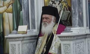 Αρχιεπίσκοπος Ιερώνυμος: Η Παναγία μας στηρίζει στις δυσκολίες (pics)