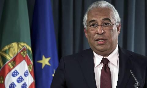 Στην Αθήνα την Δευτέρα ο Πορτογάλος πρωθυπουργός