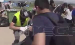 Βίντεο-ντοκουμέντο από τα επεισόδια στην Ειδομένη (videos)